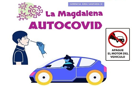 AUTOCOVID LA MAGDALENA