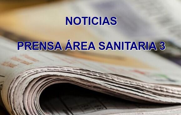 ÁREA SANITARIA 3 EN PRENSA