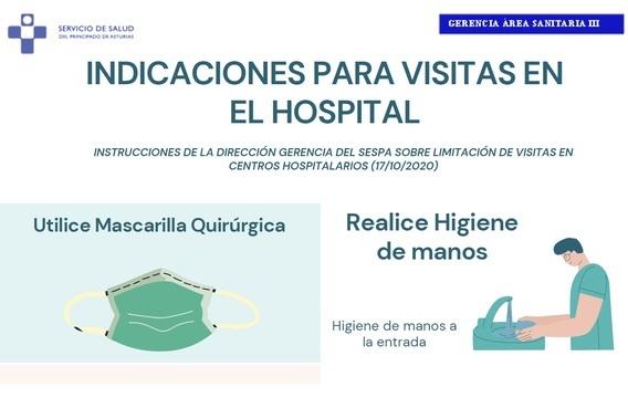 VISITAS EN EL HOSPITAL