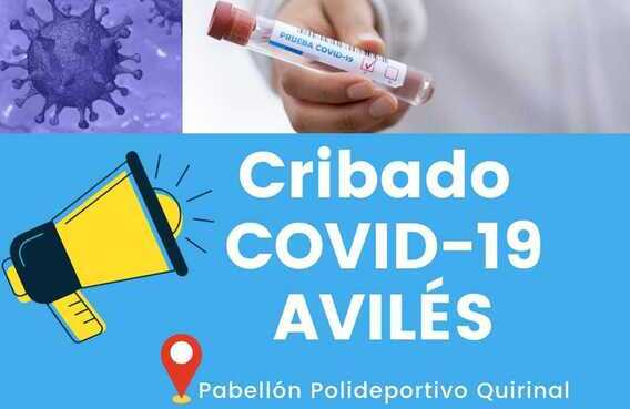 CRIBADO COVID